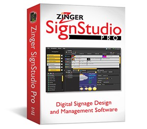 Zinger Sign Studio Pro - Annual Service